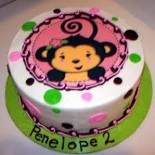 monkey love cake monkey love cake jpg cakery pinterest
