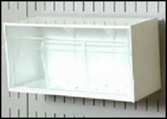 pegboard storage containers wall control bins slotted pegboard bins peg board cabinet