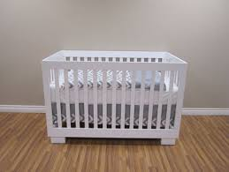 Convertible Cribs Canada Modern White Baby Cribs For Mercedes Convertible Crib Bellini And