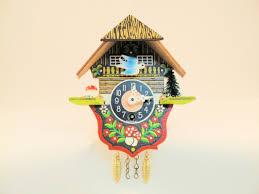 German Clocks Clocks Edelweiss Haus Retail