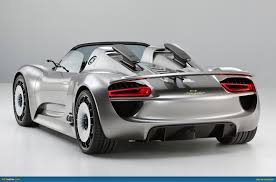spyder porsche price ausmotive com porsche 918 spyder given green light