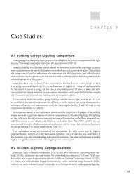 parking garage lighting levels chapter 9 case studies airport parking garage lighting solutions