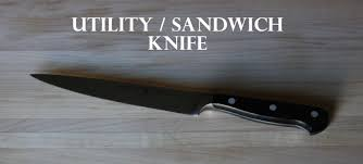 Used Kitchen Knives How To Guide To Kitchen Knives The Lovebugs Blog