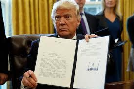 here u0027s the full list of donald trump u0027s executive orders nbc news