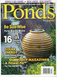 buy ponds magazine summer 2006 israel u0026 39 s koi farms new liners
