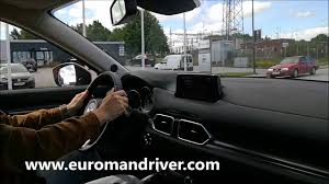mazda motor europe new mazda cx5 2017 2018 first drive in europe test drive review