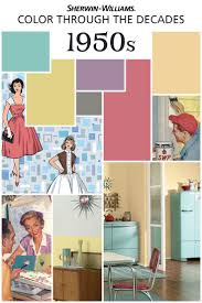 best 25 1950s home ideas on pinterest 1950s interior 50s for our 150th anniversary we re celebrating the palettes of some of the most