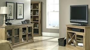 Sauder Premier 5 Shelf Composite Wood Bookcase Bookcase Cherry Finish Mulberry Cherry Finish Inch Bookcase Sauder