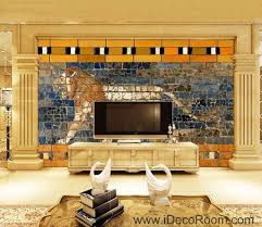 egypt ancient egyptians lion idcwp eg 07 wallpaper wall decals