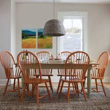 windsor arm chair by maine cottage where color lives