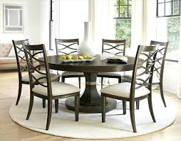 round dining table with armchairs dining table and chair set