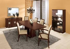 chairs italian italian modern dining room table and chairs modern