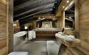 one of a kind luxury ski chalet in courchevel 1850 france blog