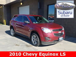 used 2010 chevrolet equinox for sale in butte mt near sheridan