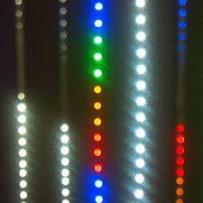 burner lights for the playa northern lights and trees