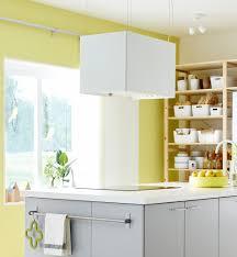 hotte de cuisine ilot hottes et filtres hottes intégrées hottes suspendues ikea