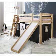 pirate cabin bed with slide and tent noa u0026 nani