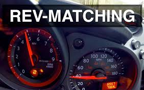 here u0027s how you rev match with your manual transmission