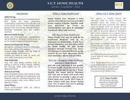 N Home Health Care by Brochure