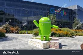 mountain view causa june 30 android stock photo 446010916