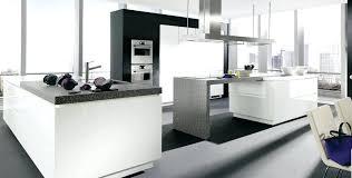 cuisine moderne blanc laqué cuisine blanc laque moderne newsindoco indogate cuisine moderne