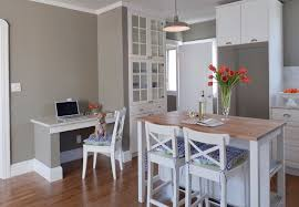 off white kitchen cabinets with grey walls home design ideas