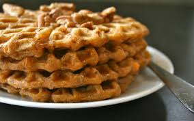 chai spiced sweet potato waffles vegan one green planet