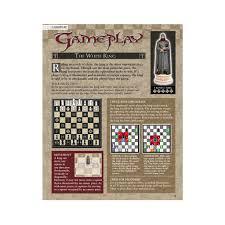 Chess Table Amazon Lord Of The Rings Chess Sci Fi U0026 Fantasy Eaglemoss