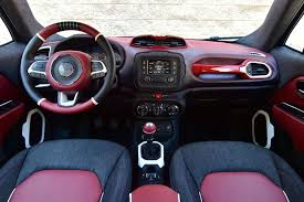 jeep renegade 2014 interior custom paint for montreux jazz festival jeep renegade forum