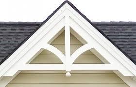 decorative gable gp200 with finial decorative gable trim