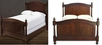 Restoration Hardware Nightstands Knockout Knockoffs Restoration Hardware Camden Arch Bedroom The