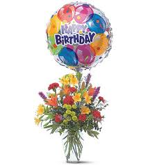 balloon delivery nc birthday balloon bouquet in cornelius nc artistry florals inc