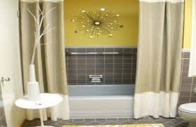 Yellow Gray Curtains Curtains Beautiful Beautiful Yellow And Grey Bathroom Ideas My