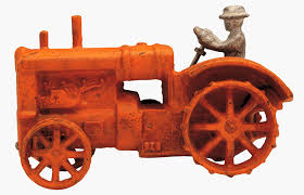 antique and vintage toy tractors lovetoknow