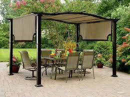 Garden Shade Ideas Stylish Outdoor Patio Shade Ideas Small Backyard Pergola Ideas