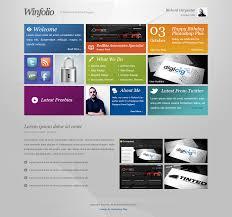 windows 8 designs windows 8 inspired portfolio layout