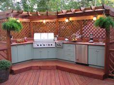 Outdoor Built In Grill Design Ideas Pictures Remodel And Decor - Backyard grill designs