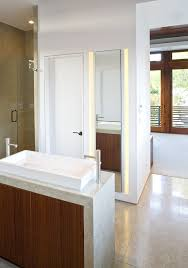 Robern Mirrored Medicine Cabinet San Diego Robern Medicine Cabinets Bathroom Modern With Wall