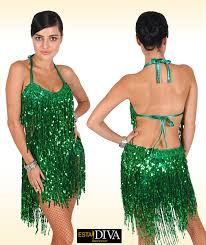 salsa dress echala salsita sequin fringe dress 3 u20ac125 00