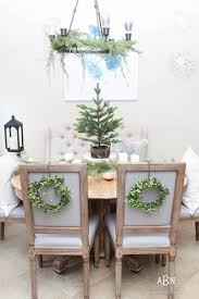 homes decorated for christmas outside christmas home tour classic christmas porch and dining room