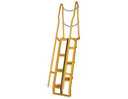 alternating tread stair ladders sjf com