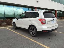 2016 white subaru forester 2016 subaru forester 2 0xt limited w technology package www