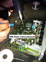 vw golf mk3 gti vr6 ecu socketing service and or immobiliser