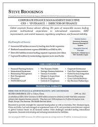 cfo resume exles cfo resume sle vice president of finance director of finance