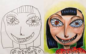coloring pages for 6 year old girls