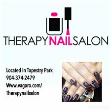 therapy nail salon home facebook