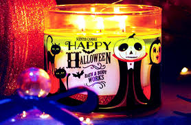 happy halloween pic bath u0026 body works candle review happy halloween youtube