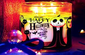 happy halloween pic bath u0026 body works candle review happy halloween youtube