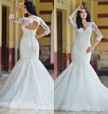 mermaid style wedding dress princess lace mermaid style wedding dresses 2016 plus size