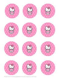 hello kitty printable birthday invitations choice image